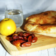 Conceptual photo of Ramadtable — Stock Photo #37850357