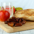 Stock Photo: Conceptual photo of Ramadtable