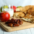 Conceptual photo of Ramadtable — Stock Photo #38187309
