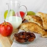 Conceptual photo of Ramadan table — Stock Photo #38360453