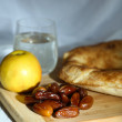 Conceptual photo of Ramadtable — Stock Photo #38360475
