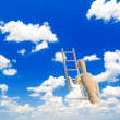 Ladder to the sky — Stock Photo #38389799