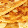 Tasty chebureks, close-up — Stock Photo #38459863
