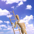 Ladder to the sky — Stock Photo #38559175