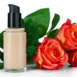 Foundation cream close up — Stockfoto #38817451