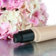 Foundation cream close up — Foto de stock #38817497