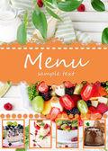 Restaurant menu — Photo