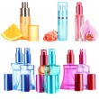 Collage of luxury perfumes — Stock Photo #40203689