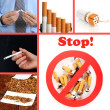 Concept of stop smoking — Stock Photo #40287657