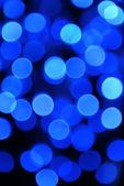 Fundo festivo das luzes — Fotografia Stock