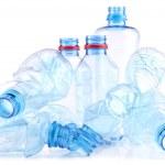 Plastic bottle isolated on white — Stock Photo #40394547