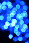 节日的灯光背景 — 图库照片