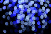 Festive background of lights — Foto de Stock