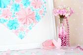 домашний декор с ручной работы фото — Стоковое фото