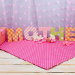 Mother- lettering of handmade paper letters  — Stock Photo #41235475