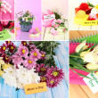 Stock Photo: Mother's day collage