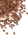 Coffee beans close-up — Stock Photo