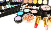 Professional make-up tools close up — Foto de Stock