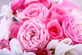Beautiful wedding bouquet, close up — Stock Photo