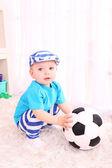 Sevimli küçük çocuk — Stok fotoğraf