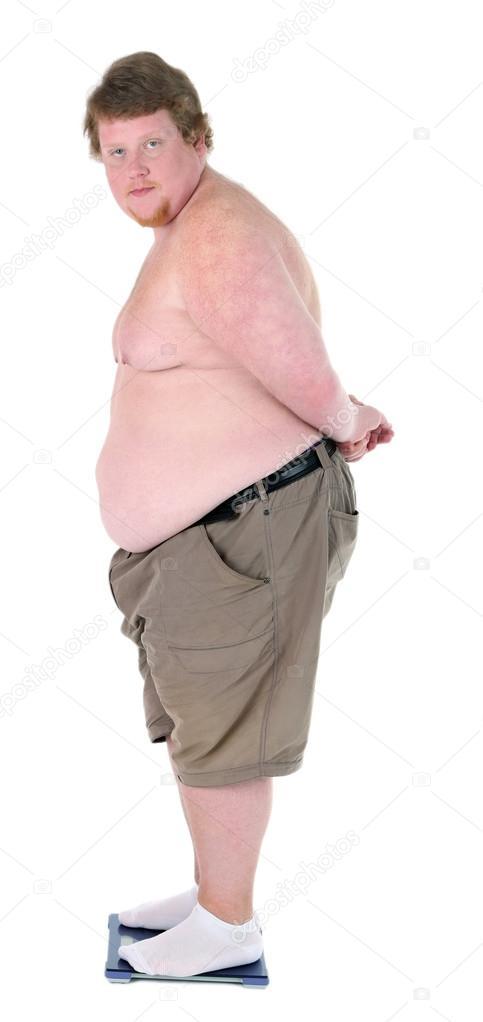 胖男生头像背影