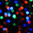 Festive background of lights — Stock Photo #45951495