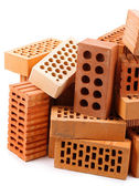 New bricks — Stock Photo