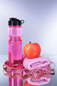 Sports bottle — Stockfoto