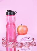 Bottiglia di sport — Foto Stock