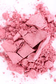 Crushed eyeshadow close up — Stock Photo