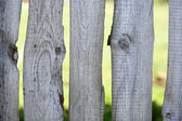 Fundo de cerca de madeira — Foto Stock