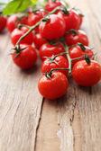 Cherry tomatoes — Foto de Stock
