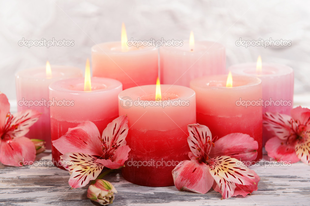 свечи картинки красивые