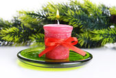 Candle close up — Stockfoto