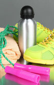 Different tools for sport — Stock Photo