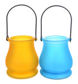 Colorful icon-lamps — Stock Photo