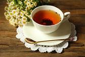 čerstvé bylinné čaje — Stock fotografie