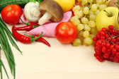 Cooking concept. Groceries — Stockfoto