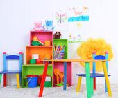 Classroom at school — Stock Photo