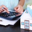 Counting property prices — Stock Photo #49099713