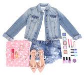 Female clothing — Stock Photo