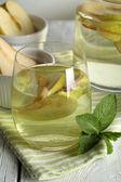 Sangria drink — Stock Photo