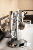 Male shaving kit — Stock fotografie