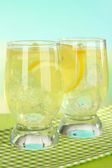 Lemonade on table — Stock Photo