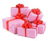 Beautiful gifts — Foto de Stock