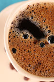 Cup of coffee, close-up — Stock Photo