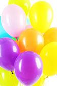 Colorful balloons — Stok fotoğraf