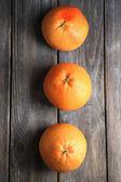 Ripe grapefruits — Stock Photo