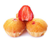 Tasty muffins — Stock Photo
