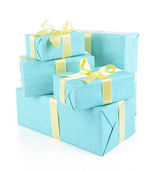 Beautiful gifts — Stock Photo